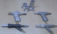Spare Parts and Blasting Equipment